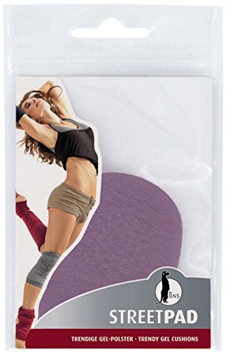 Comfort Concept Street Pad Gel Polster, lila, 1er Pack (1 x 2 Stück)