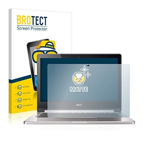 BROTECT Entspiegelungs-Schutzfolie kompatibel mit Acer Chromebook R13 (1 Stück) - Anti-Reflex, Matt