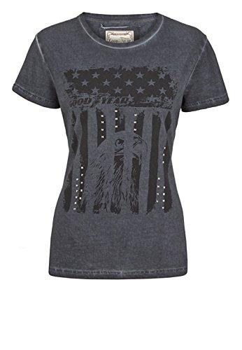 Goodyear T-Shirt da donna Celina Black XL