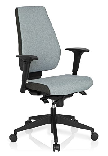 hjh OFFICE Büromöbel, dunkelgrau/hellgrau