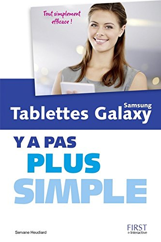 Tablettes Samsung Galaxy Y a pas plus simple