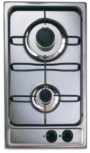 Amica de gaz Plaques de cuisson en acier inoxydable EKPG 13069 E