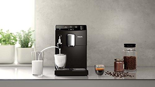Philips HD8824/01 Kaffeevollautomat espresso-Serie 3000 AMF (Cappuccinatore) schwarz - 7