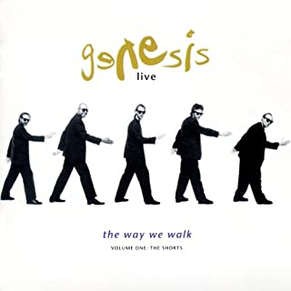 The Way We Walk : Volume 1 (The Shorts) by Genesis (B000025JUM) | Amazon Products