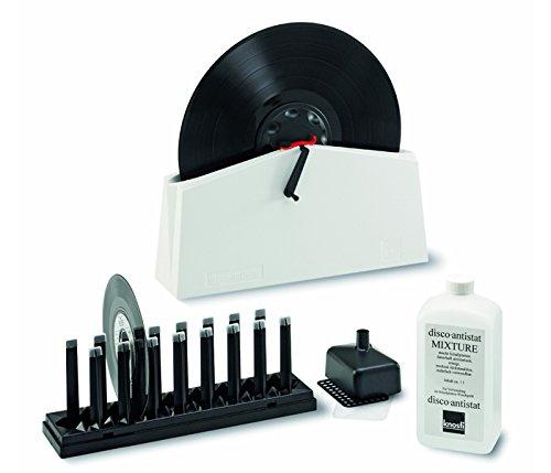 Knosti Disco Antistat MK II Plattenwaschmaschine Vinyl Cleaner 2. Generation - Waschmaschinen Trocken-sauber