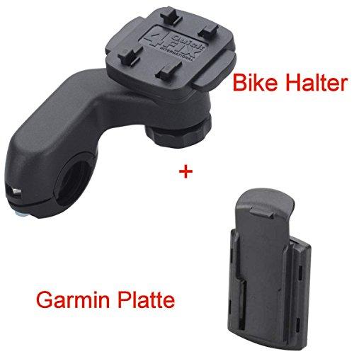 Promax-serie (S1HF4 Bike Fahrrad Halterung für Garmin Oregon Serie 450 600 650 550 700 eTrex Touch 25/35 GPSmap Serie 62 64 Halter)