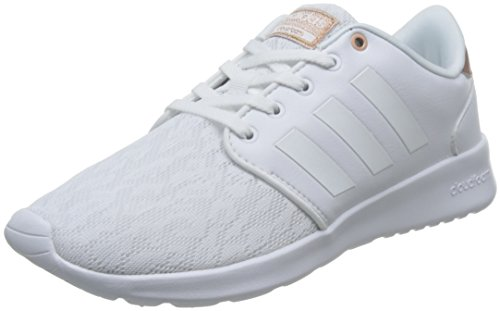 huge selection of 325db 99d51 Adidas running scarpe AW4018 CLOUDFOAM sneakers Bianco RACER donna bianco  Neo QT xhrdCtsQ