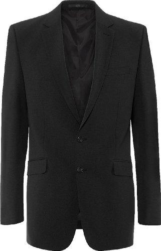 Greiff Herren-Sakko PREMIUM Regular Fit, 1116, mehrere Farben Schwarz