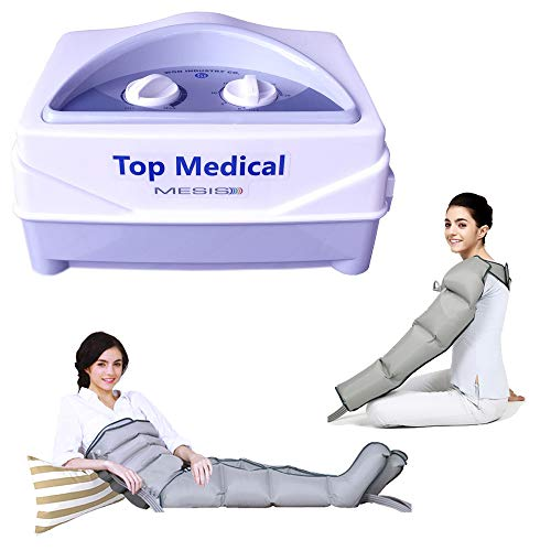 Pressoterapia medicale MESIS Top Medical con 2 gambali + Kit Slim Body + 1 bracciale