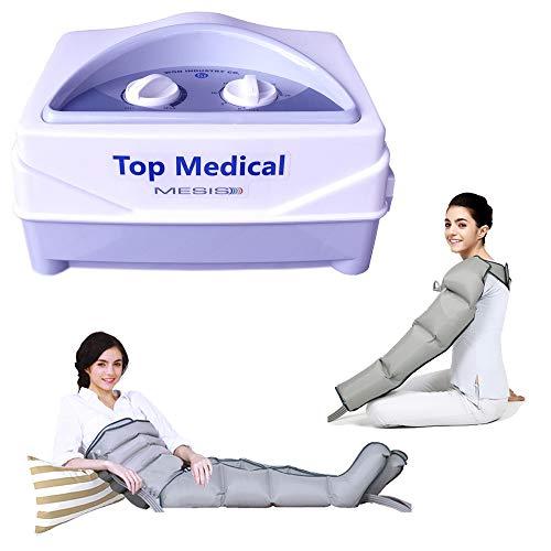Pressoterapia medicale MESIS Top Medical con 2 gambali + Kit Slim Body + 1 bracciale