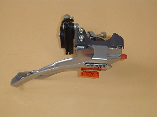 Shimano Umwerfer FD-C201 Silber 28,6mm D-Pull 3-Fach Neu -