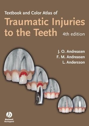 Textbook and Color Atlas Of Traumatic Injuries