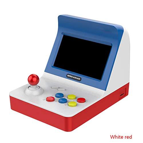 Yujum Mini Retro 4.3 pollici a console Arcade console 64 bit console di gioco 3000 Classic Video Game Console Arcade Retro,color 3,12.2 * 16.2 * 12.6cm