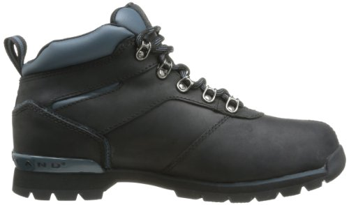 Timberland Splitrock2 Hiker, Baskets mode homme Noir (Black Connection Plus)