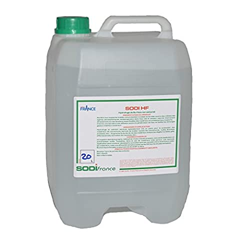 Hydrofuge / Imperméabilisant Professionnel Toiture, Façade, Mur, Terrasse - Bidon 20L (=120m2)
