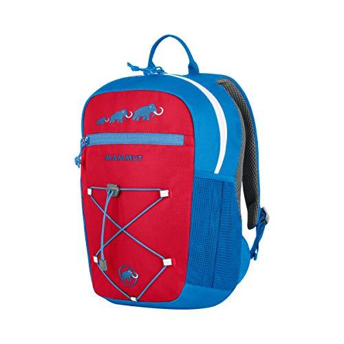Mammut Kinder Wander- & Trekking-Rucksack First Zip, blau (imperial-inferno), 8 L