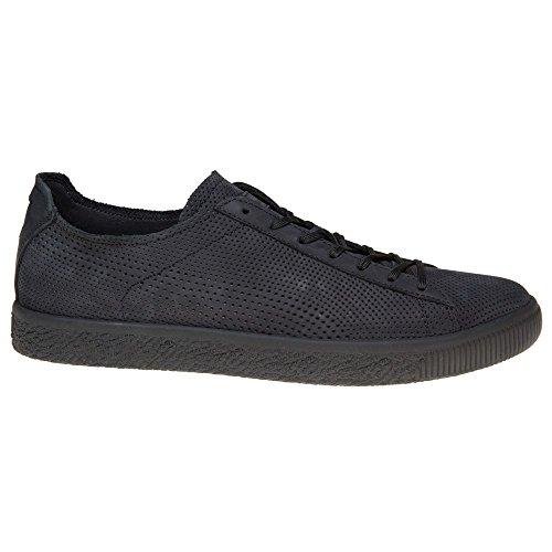 Puma X Stampd Clyde Herren Sneaker Schwarz Schwarz