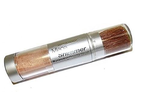 Wet N Wild Mega Shimmer Illuminating Powder Brush Golden Glow 160