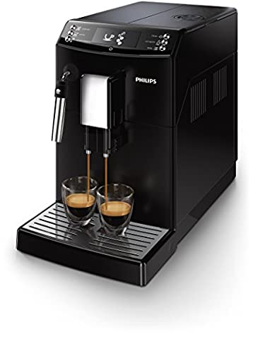 Philips EP3510/00 Séries 3100 Machine Espresso Noir