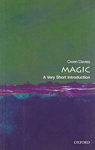 Magic: A Very Short Introduction (Very Short Introductions) por Owen Davies