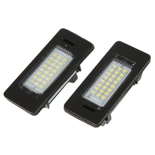 KKmoon Piatto della Luce di Immatricolazione del LED