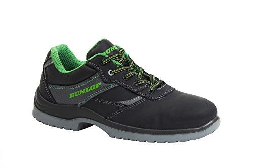 Sicurezza Verde Di Dl0201001 Uomo Dunlop Nero Scarpe qxpfZ17z