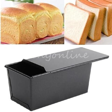 Generic YC-UK2-151113-82 <1&5348*1> BakingLarge Loaf Loaf Tin Kitchen Rectangle Bakeware Pastry Bread Nonstick Box Large Cake Baking Rectangle B