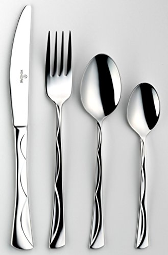 Viners Stainless Steel Cutlery Set Viners Daley 16 piece cutlery set lovely design In Gift Box