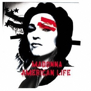 AMERICAN LIFE by Madonna [Music CD]