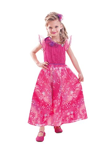 Kleid Kostüm Barbie - amscan 997550 - Kostüm Barbie Secret Door, 8 - 10 Jahre