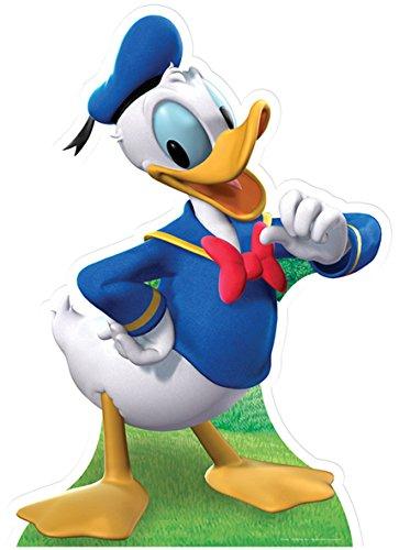 steller von Donald Duck (Donald Duck-kostüm Erwachsene)