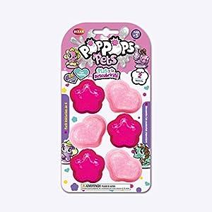 Pop Pops Pets - Pack Starter 6 Burbujas (Bizak 63273001)