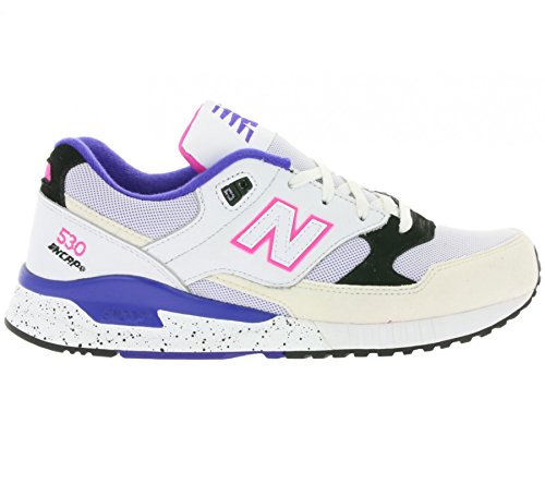 New Balance Wl373pg-373, Chaussures de Running Entrainement Femme Blanc