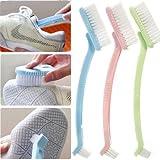 #10: Shopo's Multifunctional Long Handle Shoes Bathroom Toilet Bowl Cleaning Brush