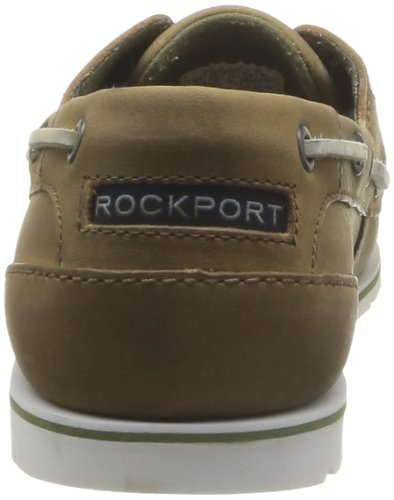 Rockport Summer Tour 2 Eye Boat, Chaussures bateau homme Beige