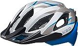 KED Spiri Two Helmet Blue Grey Matt Kopfumfang M | 52-58cm 2018 Fahrradhelm