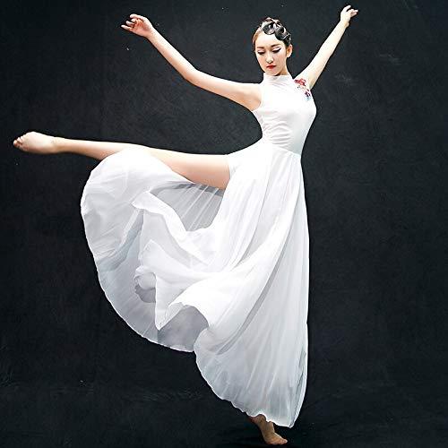 Cxlyq Hanfu 2019 Han Und Tang-Dynastien Klassischen Tanz Kostüm Han Chinesische Kleidung Frauen Mit Weiten Ärmeln Chinesischen (Chinesische Tanz Kostüm Männer)