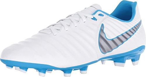 Nike Unisex-Erwachsene Tiempo Legend 7 Academy FG AH7242 107 Fußballschuhe, Mehrfarbig (Indigo 001), 46 EU
