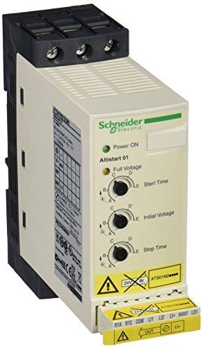 Schneider ATS01N212QN Sanftanlasser für Asynchronmotor, Ats01, 12A, 380.415V, 5, kW -