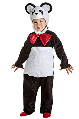 Imagen de disfraz de oso panda infantil 5 6 años