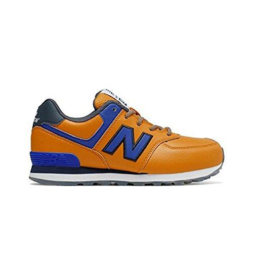 New Balance, Sneaker bambini giallo giallo Giallo