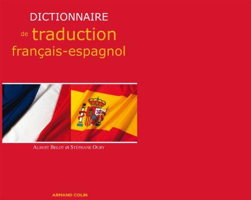 Dictionnaire de traduction français-espagnol par Albert Belot