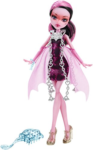 Monster High Haunted Getting Ghostly