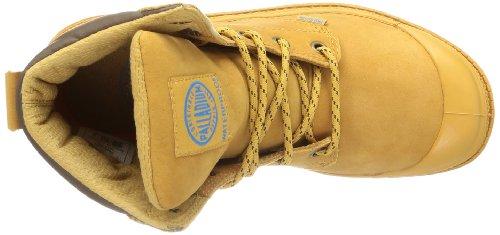Palladium PAMPA SPORT CUFF Unisex-Erwachsene Kalt gefüttert Desert Boots Stiefel & Stiefeletten Gold (amber Gold/mid Gum 228)
