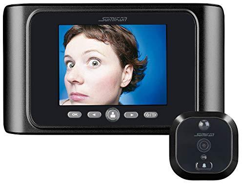 Somikon Digitale Türspion-Kamera - 3