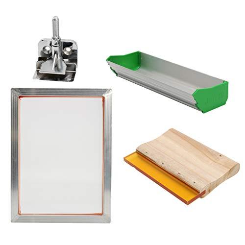 it inkl. Siebdruckrahmen Aluminium Siebdruck Rahmen ()