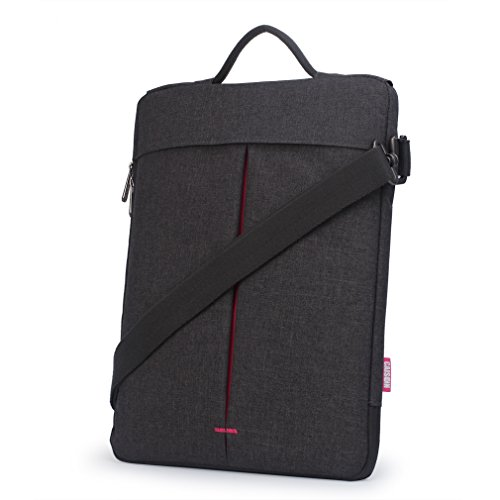 CASION 12 inch Laptop Case Sleeve Shoulder Bag For 12 3 inch Microsoft  Surface Pro 6/12 inch MacBook / 12 3 inch HP ENVY x2 / 12 inch Samsung  Galaxy