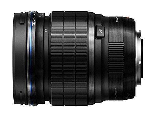 Olympus M ZUIKO 17mm F1.2Pro Lens, schwarz
