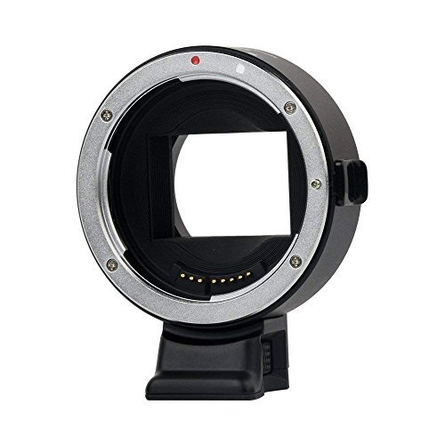 Viltrox EF-NEX IV Objektivadapter Autofokus Automatik Objektiv Adapter Konverter Adapterring für Canon EF EF-S Objektiv auf Sony E Mount Kameras