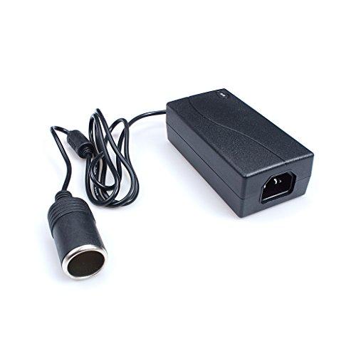 1 Set 60w 220v Ac Dc Para cigarrillo 12v 5a encendedor del coche del convertidor de energía del adaptador del inversor